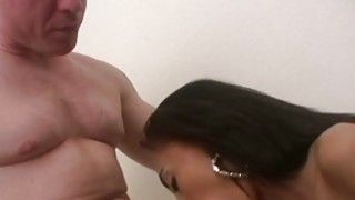 Exotic Ebony riding a dick to orgasm